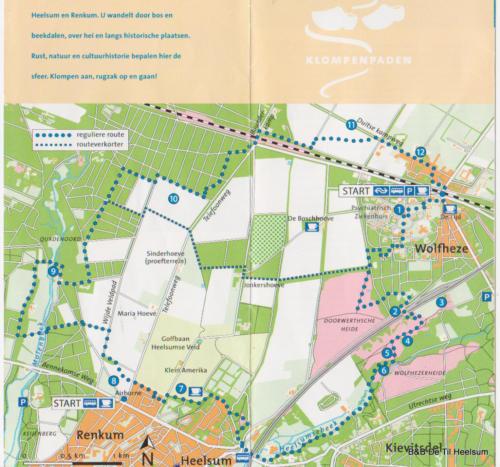 Route Molenbeekse Pad