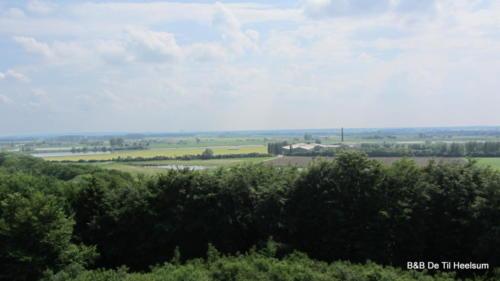 Uitzicht vanaf de Boersberg