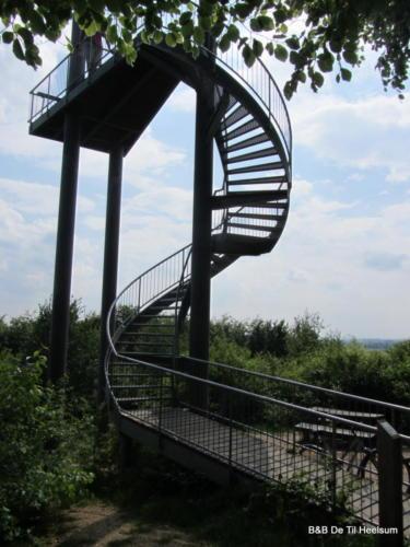 Uitkijktoren op de Boersberg